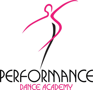 Performance Dance Academy Logo