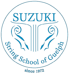 Suzuki String School of Guelph logo
