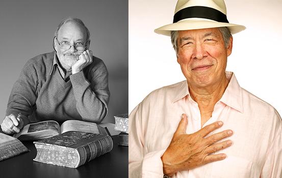 Alan Bradley and Tom King Promotional
