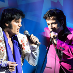 A Tribute to Elvis promotional image
