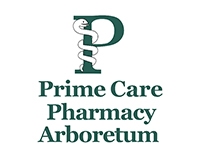 Prime Care Pharmacy Arboretum logo