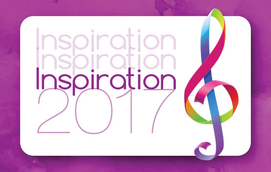 Inspiration 2017 promotional