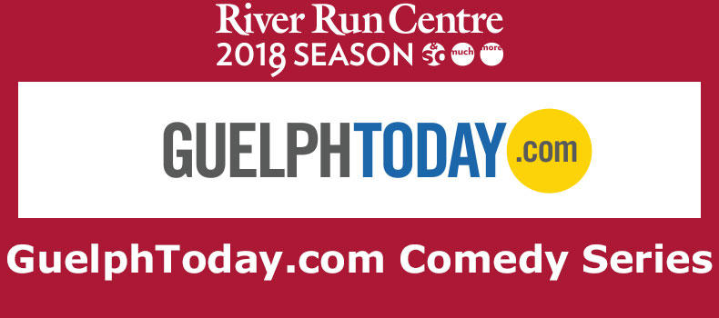 Guelph Today Comedy Series promotional image