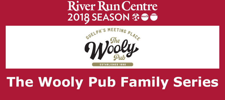 The Wooly Pub Family Series promotional image