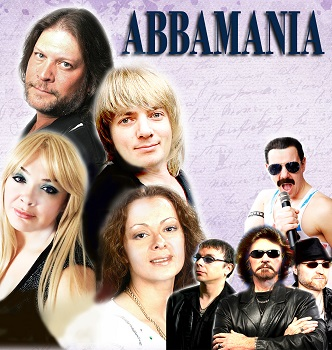 Abbamania promotional